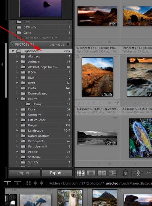 Transfering Lightroom From Windows To Mac 1
