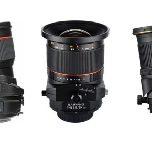 A Guide to Tilt and Shift Lenses