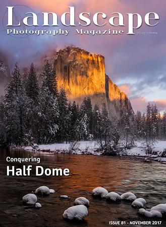 Issue 81 November 2017 Of Landscape Photography Magazine