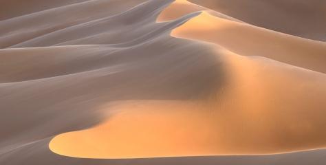 Erg Chebbi Dunes, Morocco by Richard Valenti