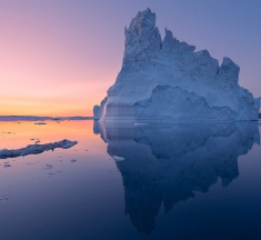 Disko Bay, Greenland by Juanra Noriega