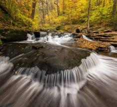 Reynolds Falls, PA, USA by Timothy Joyce