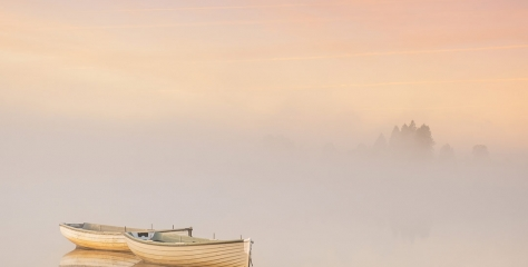 Loch Rusky, The Trossachs, Scotland by David Queenan