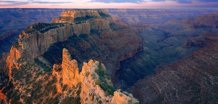QT Luong • Exploring Grand Canyon